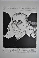Kunstdrucke mit Porträt- & Persönlichkeiten-Motiv