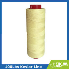 2000ft 100lb Braided Kevlar Line String Single Line Kites Flying Fishing Camping