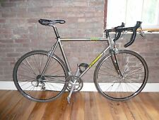 Litespeed Titanium Catalyst Bicycle, size 57 with full Dura Ace
