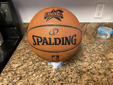 Spalding 2013 NBA Houston All Star Official Game Ball Leather Basketball Kobe