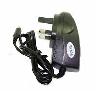 UK MAINS WALL 3 PIN CHARGER CE APPROVED FOR NINTENDO DSi NDSi DSiXL XL DS i/3DS