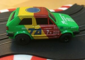 Tomy Aurora AFX VW Golf (Rabbit) GTIJapanese release from victory mountain set