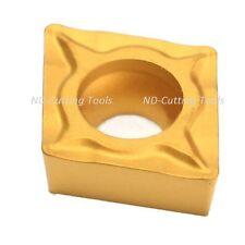 10x Wendeplatten  CCMT 060204-HM P10-P30  für Stahl NEU