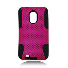 Pink APEX Hard Case Gel Cover For Samsung Galaxy S2 (Epic 4G Touch D710) TS