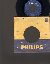 "LIVIN BLUES L B Boogie SINGLE 7"" JOHNNY W 1972 Dutch Blues NEDERPOP"