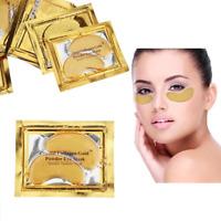 3 Collagen Under Eye Peel of Mask Moisturising Gel Patches Anti Wrinkle Eye Bag