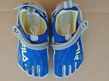 Fila hiking, caving and water Skele-Toes Women Shoes with four toes size 7
