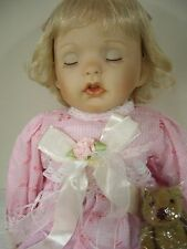 """Paradise Galleries-Treasury Collection, """"Baby Mia"""" By Kathy Smith-FitzPatrick ,"""