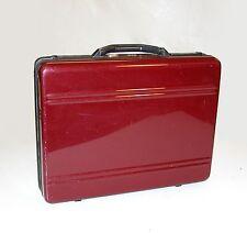 """Bric's Milano Pininfarina 18"""" Polycarbonate Laptop / Gun Attaché Case /Briefcase"""