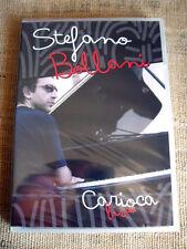 STEFANO BOLLANI - Carioca live - DVD NUOVO SIGILLATO