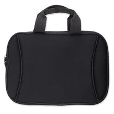 "Black Neoprene Tablet Carry Bag Case Sleeve Pouch For 10.5"" Apple iPad Air / Pro"