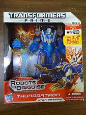 Transformers Prime RID Light Up Battle Sword Thundertron NEW FREE SHIP