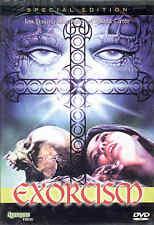 Exorcism DVD Synapse Jess Franco Lina Romay ETC