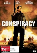 Conspiracy (DVD, 2008) Val Kilmer