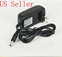 12V 1000mA 1A Power Supply AC DC Adapter Converter Transformer Charger 100-240V
