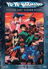 Yu Yu Hakusho: Spirit Detective Saga - Vol. 1: Yusuke Lost, Yusuke Found (DVD...