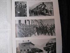 L'illustrazione italiana 1928  ferrovia  cuneo nizza ventimiglia breil sur roya