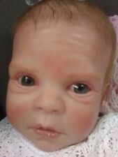 Reborn Baby Girl Jewel by Denise Pratt reborned by Cathy 1751 NR very realistic
