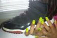 20 water slide nail art trasfer decals Michael jordan logo nike Trending