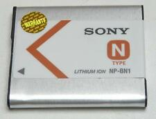 Sony Original NP-BN1 600 mAh Battery for Sony DSC-W800 DSC-W810 DSC-W830 - USED