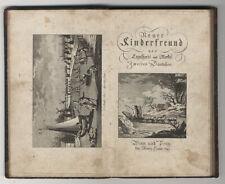 Engelhardt/merkel: nuevo amigo de niños/segunda malla. - Viena/Praga, Haas, 1799