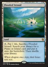 WOTC MtG Khans of Tarkir  Flooded Strand (R) NM