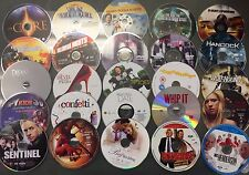 WHOLESALE LOT OF 25 ASSORTED DVDS MOVIES BULK GREAT MIX OF DVD MOVIES!