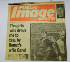 "Public Image Ltd – Public Image - Virgin – VS 228 - 7"" Single Vinyl Punk"