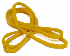 Bande elastiche di resistenza gialla per il fitness