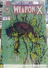 Marvel Comics Presents Weapon X #73 - 84 Comic Set VF 7.5+