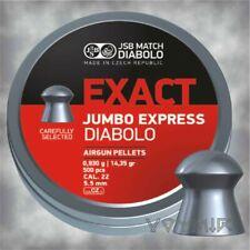 JSB Match Diabolo Test Light Weight Airgun Pellets Cal .177 7 X 50pcs