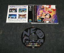 King of Fighters 94JPN •Neo Geo CD/CDZ System/Console •SNK Team Battle KOF 94