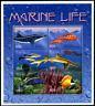 Tuvalu 2000 Meeres und Küstentiere, MiNr 900-905, ** MNH