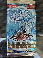 Yu-Gi-Oh 5DS Hidden Arsenal 1 Booster Pack 5 Card Pack   12 Packs Available