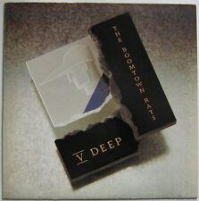 THE BOOMTOWN RATS ( LP 33T)  V DEEP  MERCURY FRANCE 1982