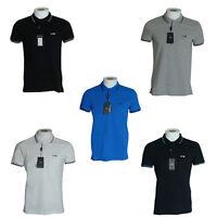Armani Jeans Polo Men's ALL COLORS Polo T Shirt Size S M L XL XXL - 8N6F30 6JPTZ