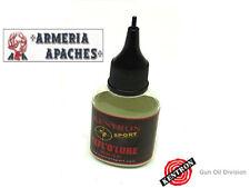 Olio Kentron liquido teflon ml 50 pulizia manutenzione lubrificante armi pistola
