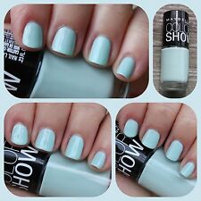 Maybelline Color Show Limited edition Nail Polish -975 Poolside- New