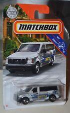 MATCHBOX NISSAN NV VAN 7/20 MBX SERVICE SERIES NEW