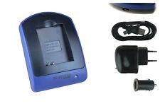 Akku-Ladegerät (USB) SLB-11A SLB11A für Samsung WB610, WB650, WB660, WB1000