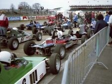 PHOTO  PETER SNELLER'S ZEUS SILVERSTONE 19.3.83 ONE OF THE SUPPORT RACES FOR THE