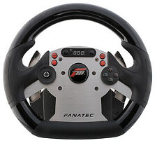 Fanatec Forza CSR  Elite Wheel, Pedals, GT2 Racing Wheel Stand, and xbox 360