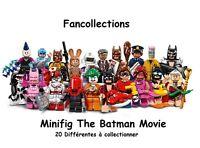 Minifig LEGO - The Batman Movie - 71017