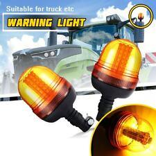 Rundumlicht Warnleuchten 60 SMD LED Rundumleuchte Blitz und Rotation 12V/24V DE