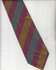 Lanvin-Authentic-100% Silk Tie-Made In France-La41- Men's Tie