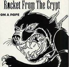 "Rocket From The Crypt On A Rope UK CD single (CD5 / 5"") promo ELM38CDP"