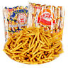 Chinese Food snacks MIMI shrimp  咪咪虾条蟹味粒 20g X 20包