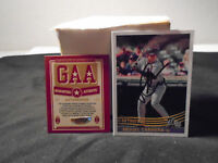 MIGUEL CABRERA BASEBALL SIGNED BASEBALL CARD AUTOGRAPH GAA AUTHENTICATED