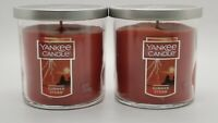 Yankee Candle SUMMER STORM SCENT - 7oz Small Tumbler Candles Set of 2 NEW TAGS