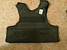 small Body Armor Bullet Proof Vest Plate carrier w / panels level II *!!